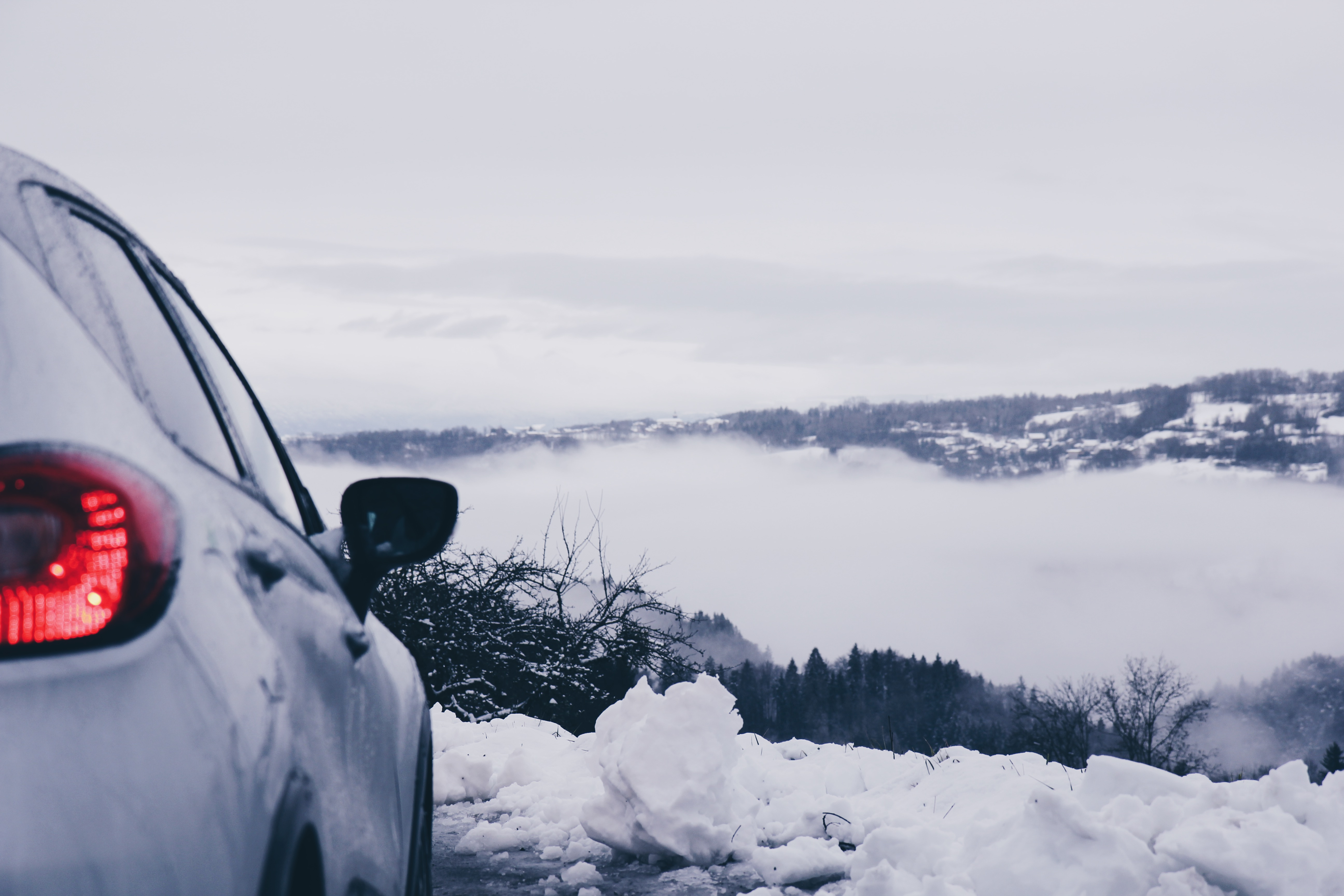 Discover the French Alps by car