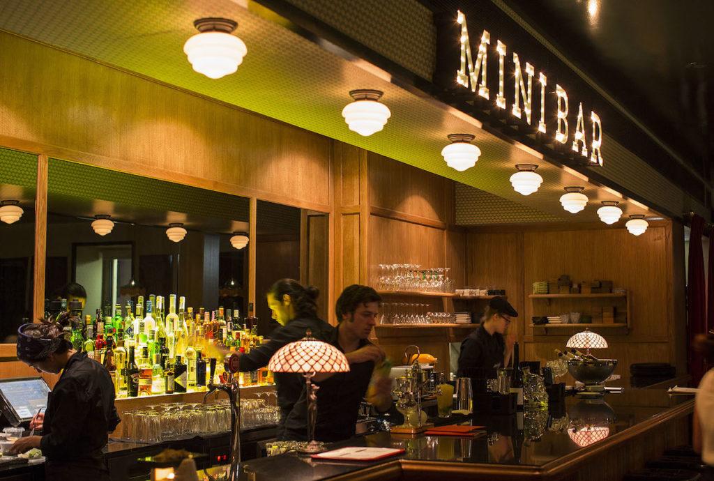 Mini Bar José Avillez