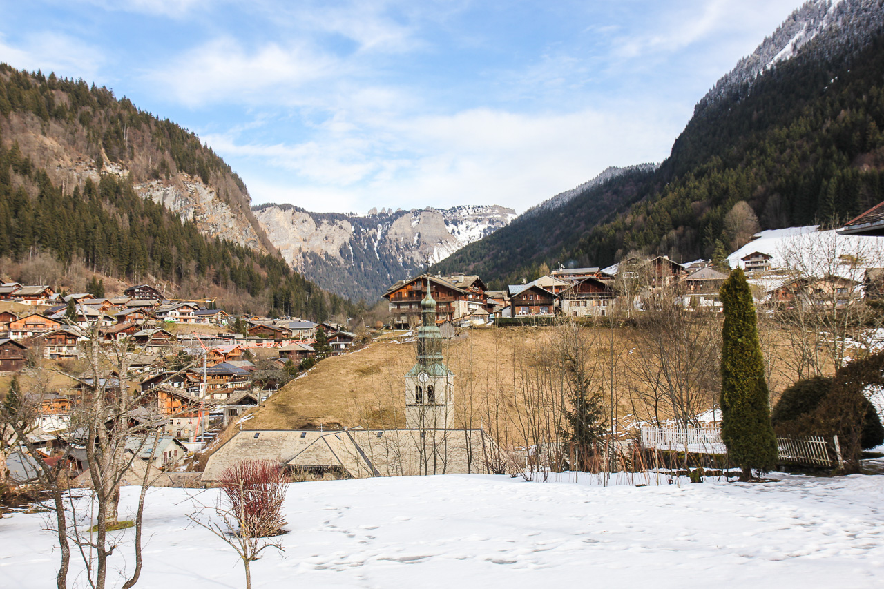 Authentic Morzine in the heart of Portes du Soleil