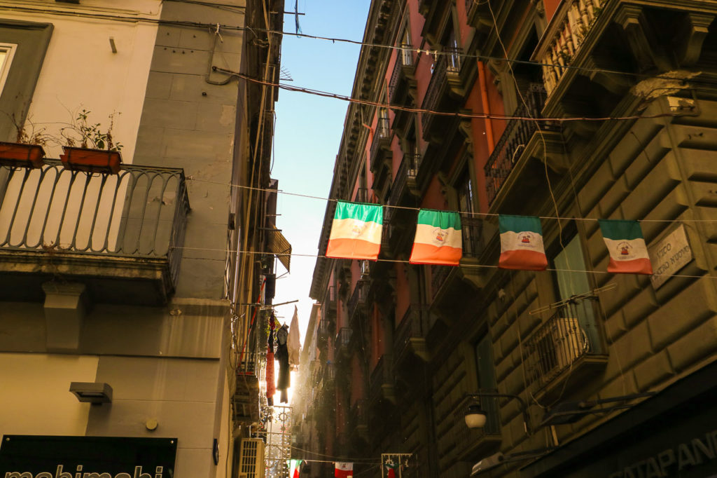 One Day in Naples