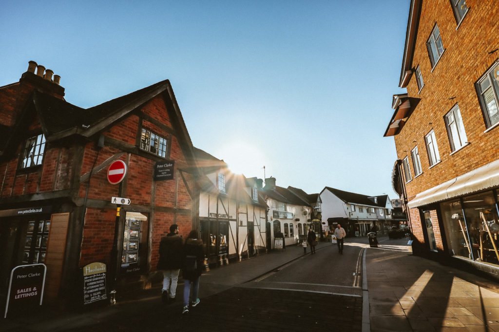 Stratford-upon-Avon Warwickshire
