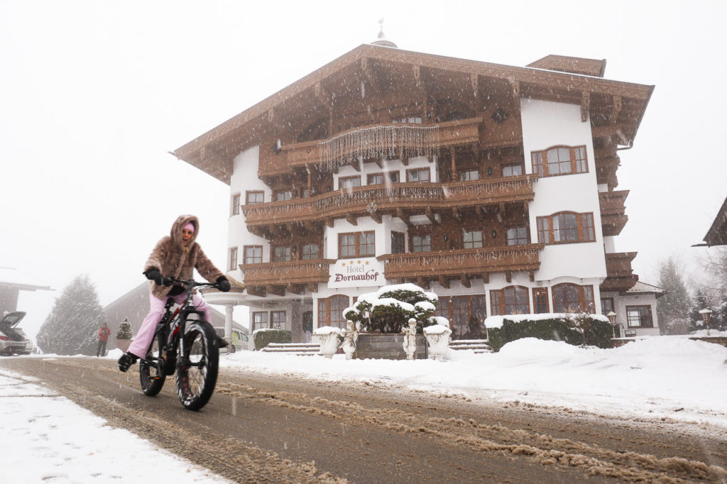 Zillertal Hotel Dornauhof