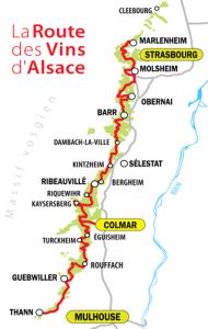 route alsace