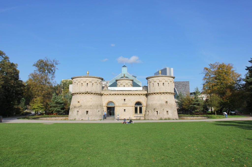 Luxumburg city highlights Mudam3