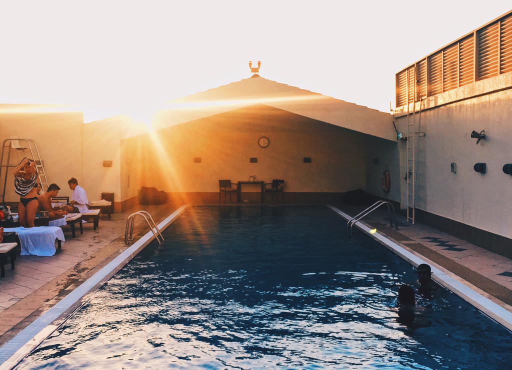 Movenpick Deira Pool