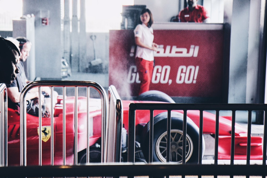 Ferrari World Abu Dhabi 6