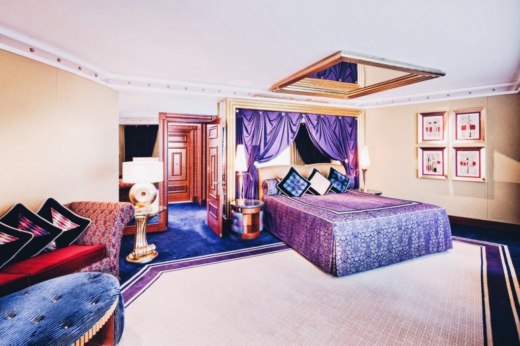 Burj Al Arab suite