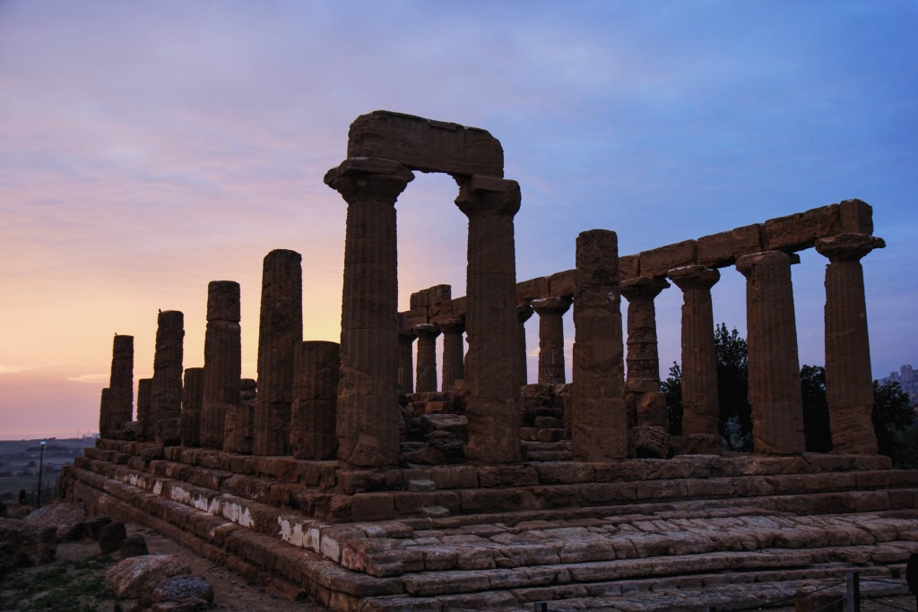 Valley of temples sicily