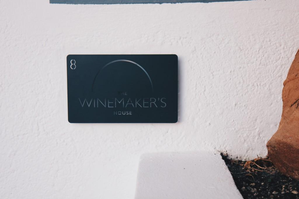 IKIES Santorini Winemakers room