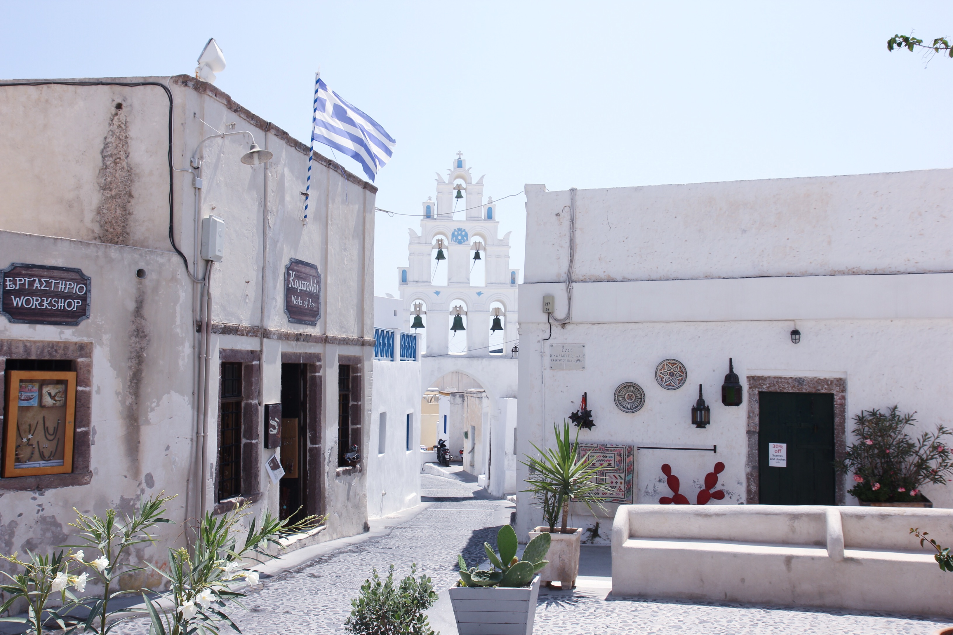 Must-sees and must-dos in Santorini