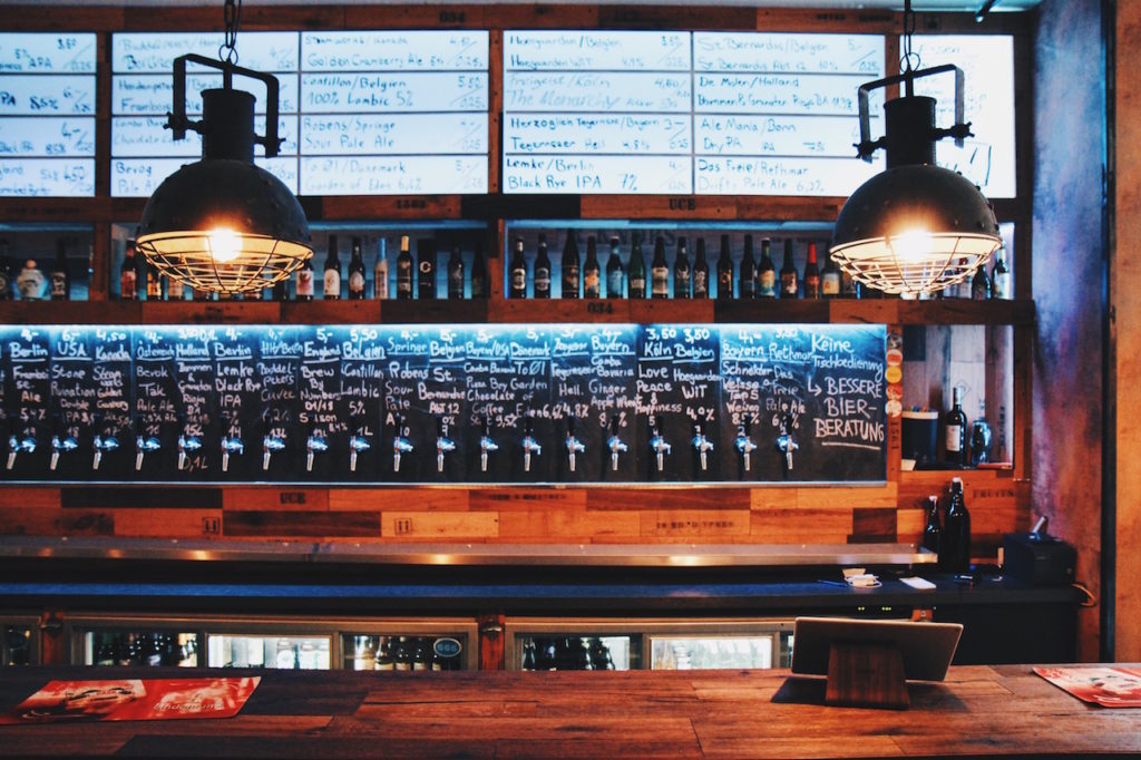 Discover Downtown Hannover Craft Bier Bar Hannover