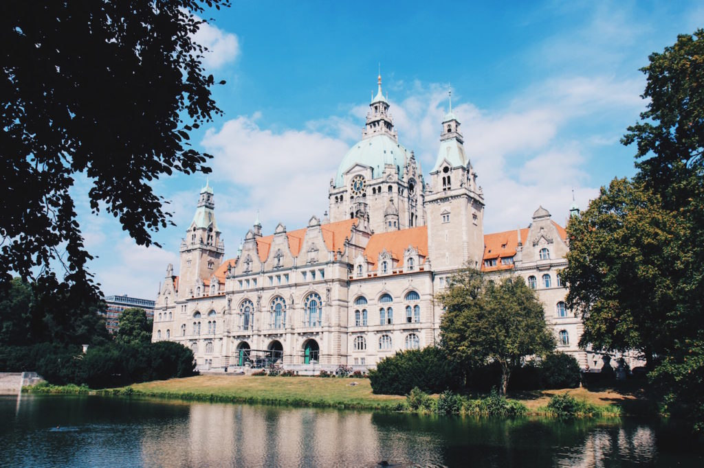 Discover Downtown Hannover