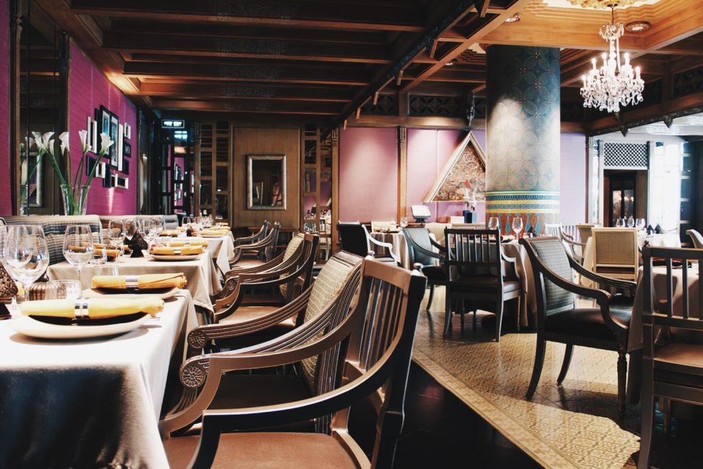 Benjarong Restaurant Bangkok