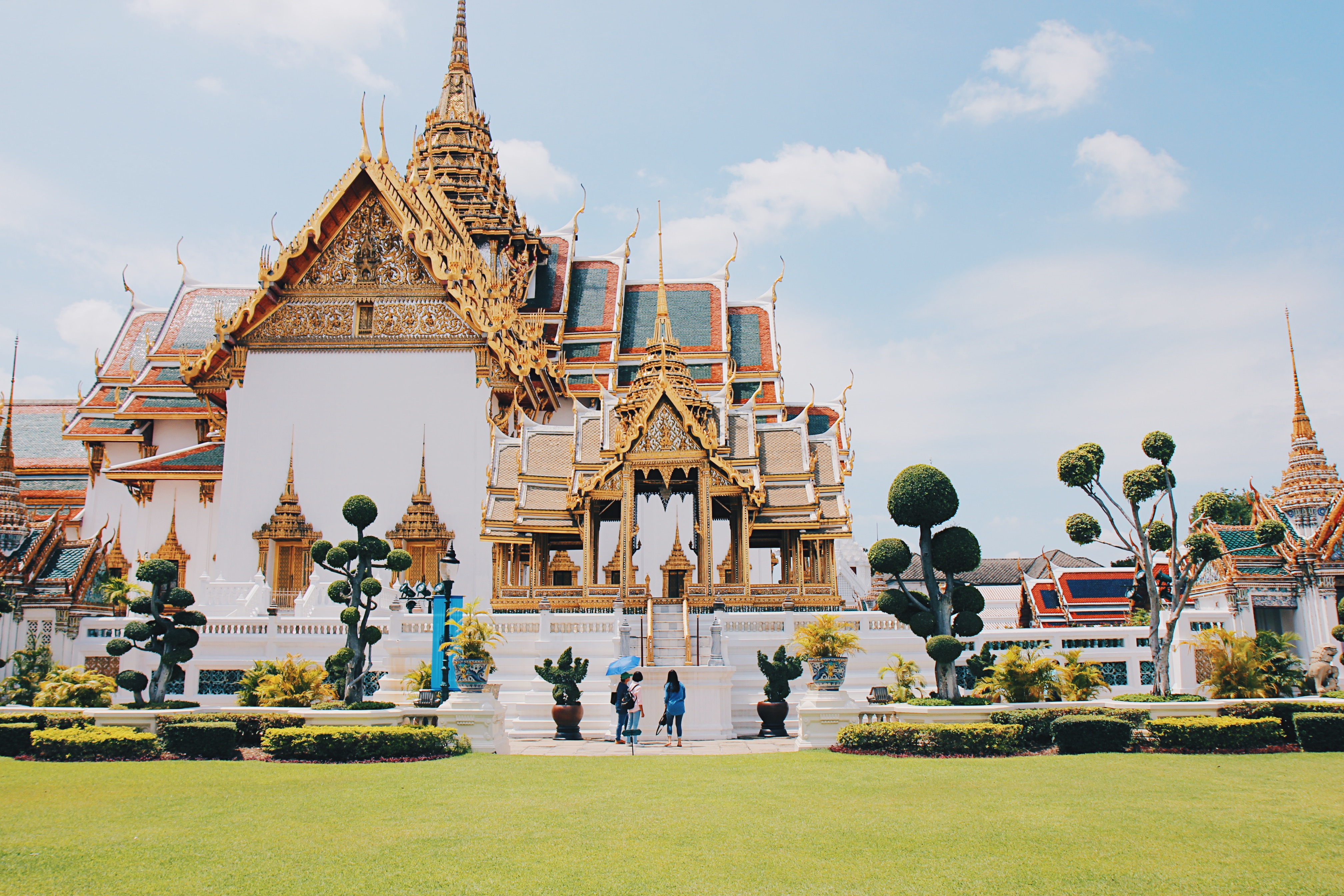 Weekend in Bangkok