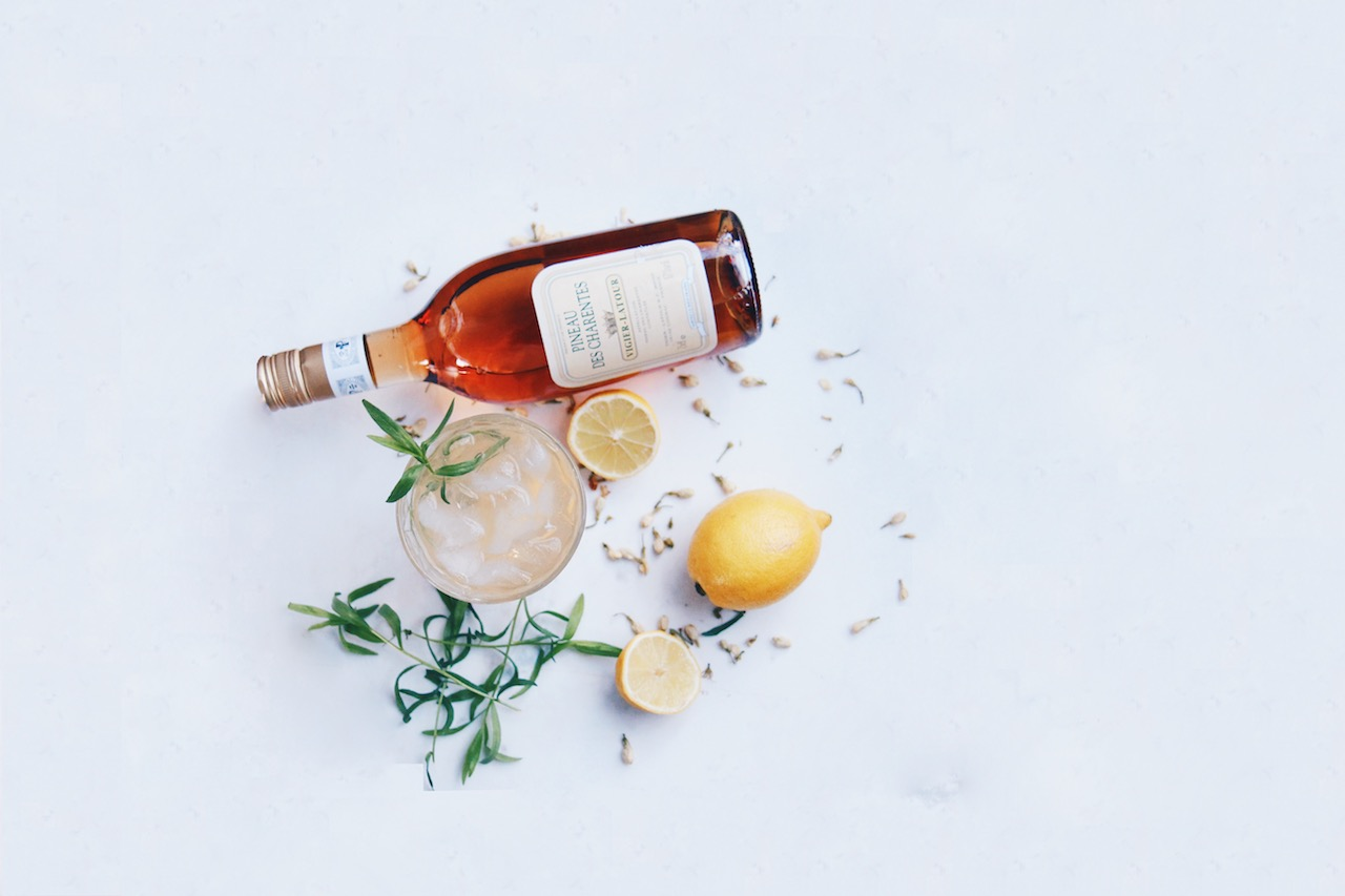 Pineau des Charentes Cocktails