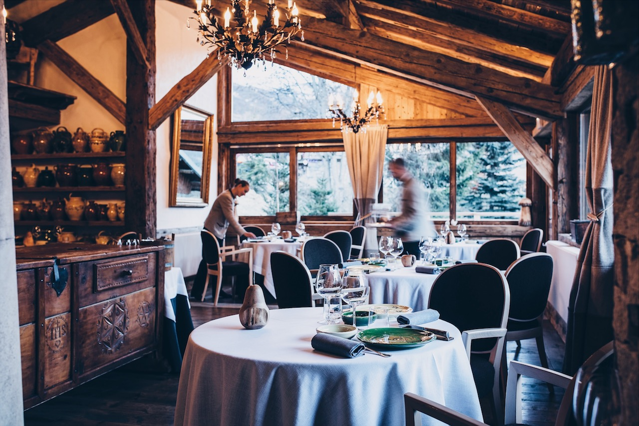 The most gastronomic resort of the French Alps