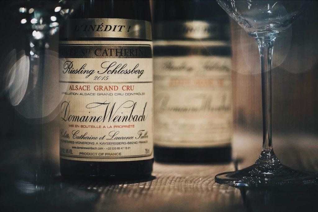 La Bouitte Winemakers dinner