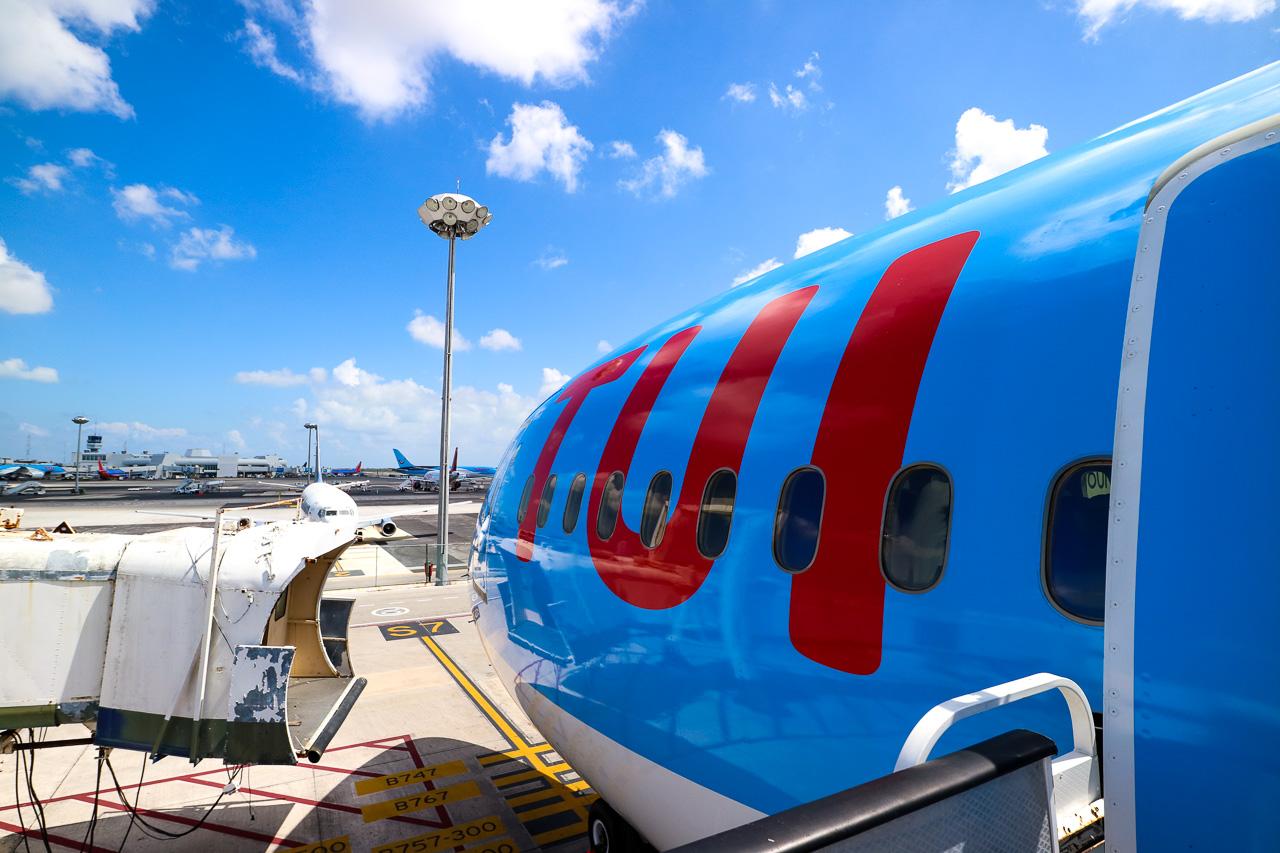 Off to Mexico with TUI Premium Club