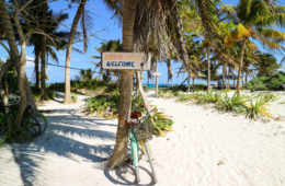 Beaches and Restaurants in Tulum-1