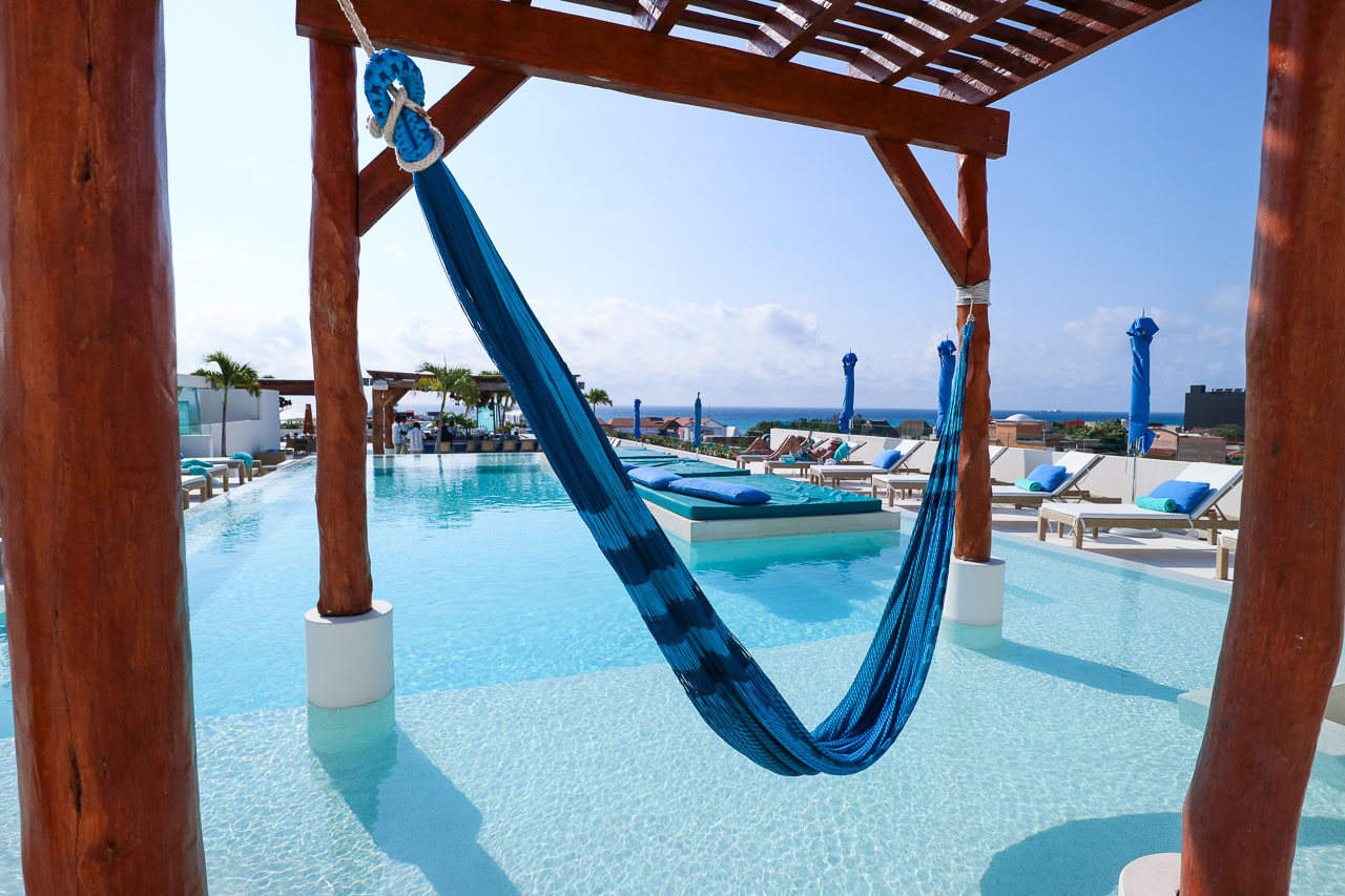 Hotel The Palm at Playa del Carmen