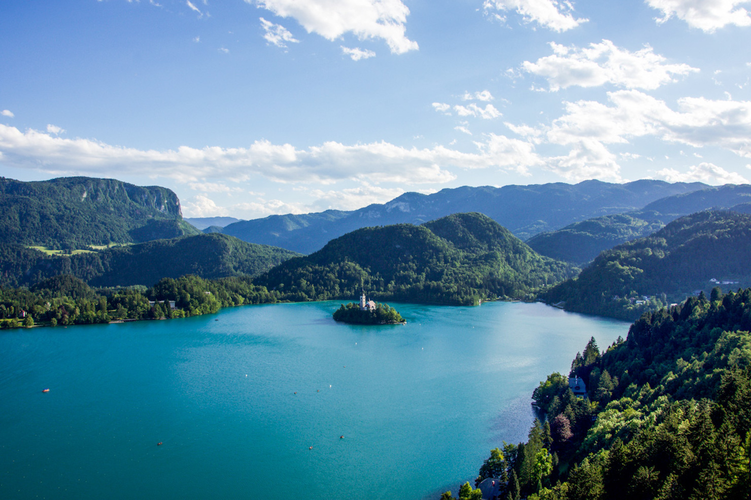 Piran and Bled: fairytales coming true