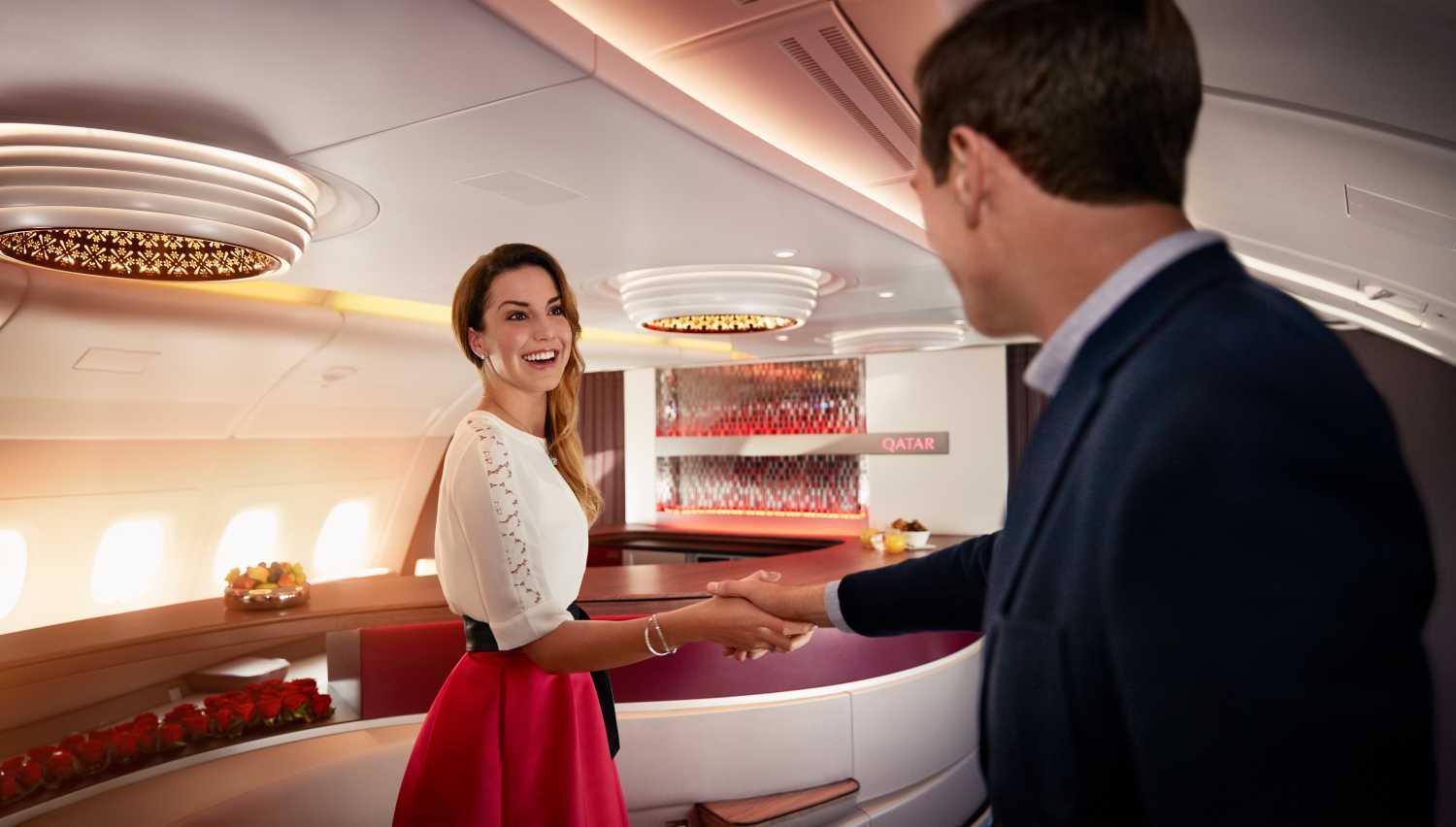 2 for 1 business class Qatar Airways