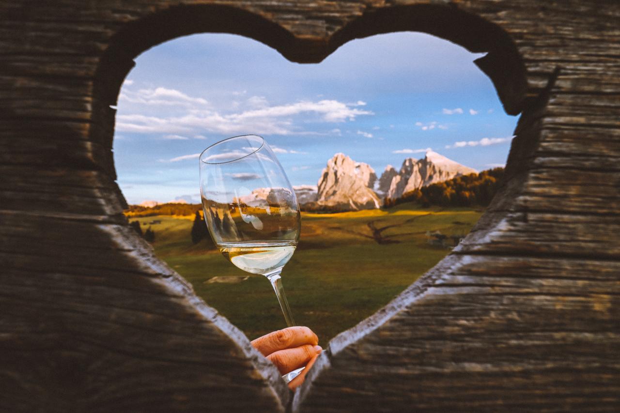 Adorable wines in Alto Adige
