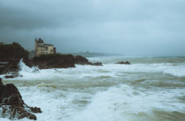 Biarritz Bad Weather