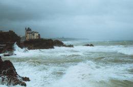 Biarritz Bad Weather