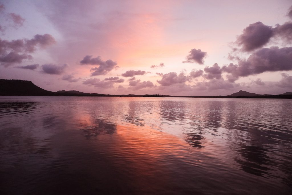Goto Meer sunset Bonaire